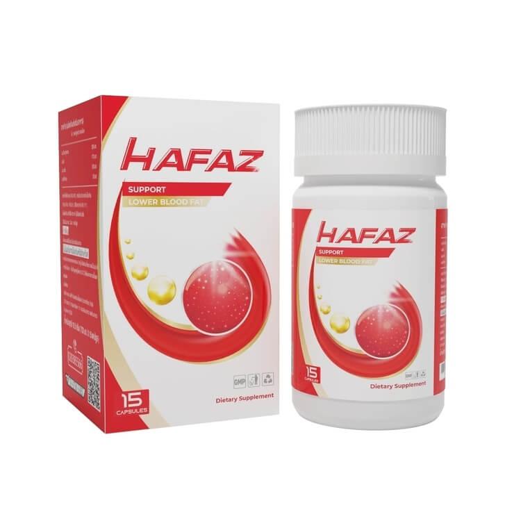 Hafaz อาหารเสริม ดีจริงไหม สรรพคุณ ราคา รีวิว